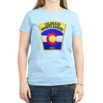 Colorado Mounted Rangers Women's Light T-Shirt