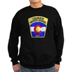 Colorado Mounted Rangers Sweatshirt (dark)