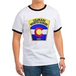 Colorado Mounted Rangers Ringer T