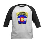 Colorado Mounted Rangers Kids Baseball Jersey