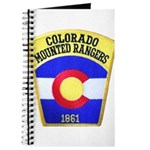 Colorado Mounted Rangers Journal