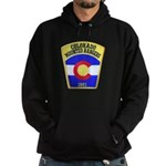 Colorado Mounted Rangers Hoodie (dark)