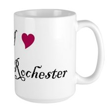 I Heart Mr. Rochester Coffee Mug