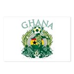 Ghana Soccer Postcards (Package of 8)