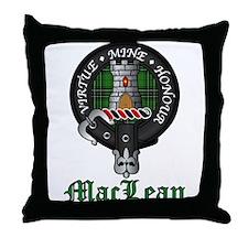 MacLean Throw Pillow