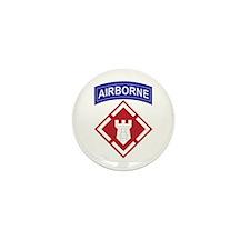 20th Engineer Brigade Mini Button (100 pack)