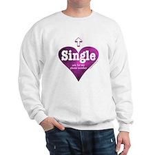 Single (Pink) Sweatshirt