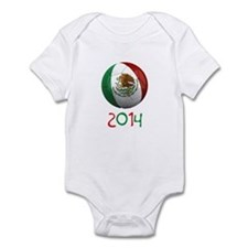 Mexico 2014 Infant Bodysuit