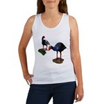 Two pukekos Women's Tank Top