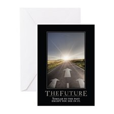 The Future Greeting Cards (Pk of 10)