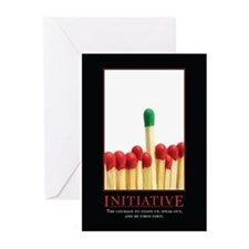 Initiative Greeting Cards (Pk of 10)