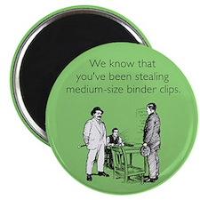 Binder Clips Magnet