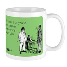 Binder Clips Mug