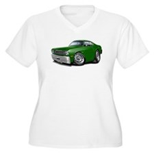 Duster Green Car T-Shirt
