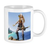 Pirate Wench Coffee Mug