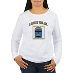 Riverside County Libertarian Women's Long Sleeve T