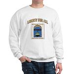 Riverside County Libertarian Sweatshirt