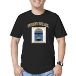 Riverside County Libertarian Men's Fitted T-Shirt