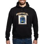 Riverside County Libertarian Hoodie (dark)