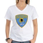 Ketchikan Police Women's V-Neck T-Shirt