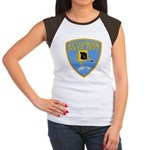 Ketchikan Police Women's Cap Sleeve T-Shirt