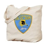 Ketchikan Police Tote Bag