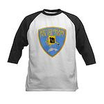 Ketchikan Police Kids Baseball Jersey