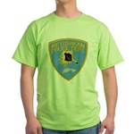 Ketchikan Police Green T-Shirt