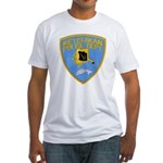 Ketchikan Police Fitted T-Shirt