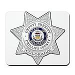 Phillips County Sheriff Mousepad