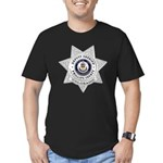 Phillips County Sheriff Men's Fitted T-Shirt (dark