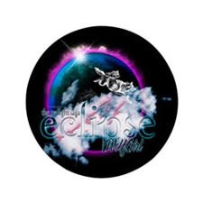 "Twilight Eclipse WolfGirl 3.5"" Button"