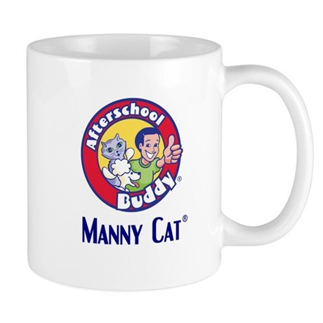 Manny Cat Mug