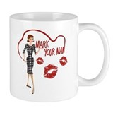 Mad Men Peggy Small Mug