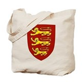 Lionheart Shield Tote Bag