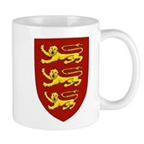 Lionheart Shield Small Mug