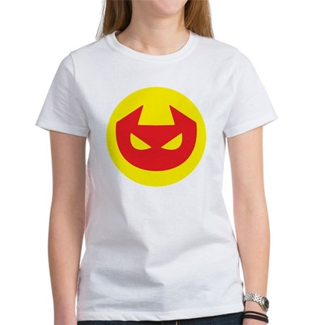 Simple Devil Icon Women's T-Shirt