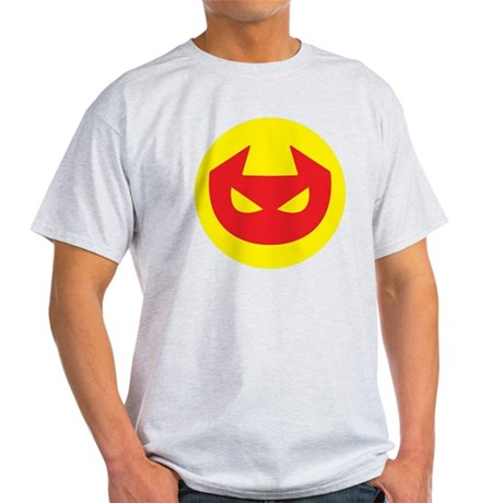Simple Devil Icon Light T-Shirt