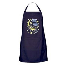 Great Dane Merle Twinkle Apron (dark)