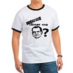 Wanna Touch my Dick Nixon? Ringer T
