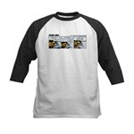 0490 - Reduce speed Kids Baseball Jersey