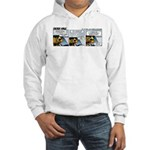 0490 - Reduce speed Hooded Sweatshirt
