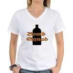 Jaegerbomb Squad Women's V-Neck T-Shirt