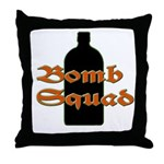 Jaegerbomb Squad Throw Pillow