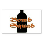 Jaegerbomb Squad Sticker (Rectangle 50 pk)