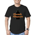 Jaegerbomb Squad Men's Fitted T-Shirt (dark)
