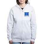 SW6 Women's Zip Hoodie