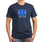 SW6 Men's Fitted T-Shirt (dark)