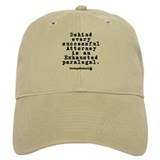 Behind Every Successful Attor Baseball Cap