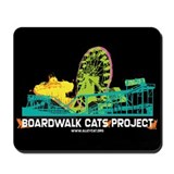 Alley cat Mousepad